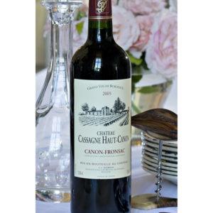 Cassagne Haut-Canon Tradition